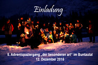 Adventspaziergang 2015
