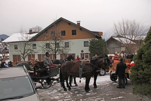 Adventspaziergang 2013