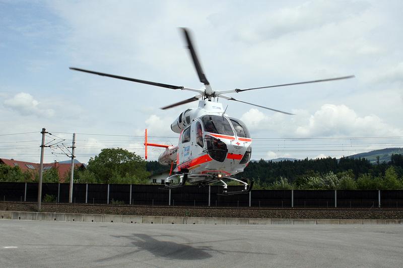 Rettungs  Hubschrauber