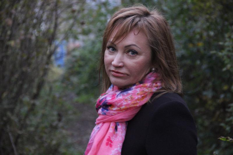 Fotoshooting mit Irina